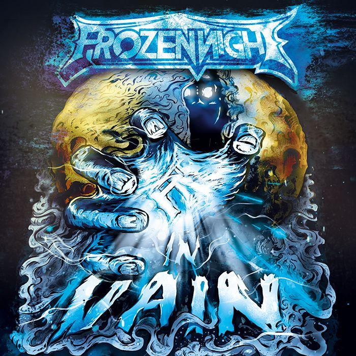 Płyta tygodnia w Rock Kompas: Frozen Night - In Vain